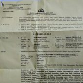 Pengacara Maryan.SH Layangkan  Somasi Terbuka ke Polres Rokan Hulu dan Kejaksaan Negeri Pasir Pengaraian