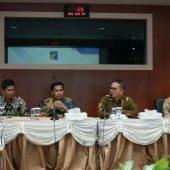 BP Batam Gelar Bimtek  Pengurus PPID 22 Unit Kerja dilingkungan BP Batam