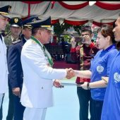 Hut RI Ke 74, Gubernur Sumut Berikan Remisi Bagi  Warga Binaan Rutan Kelas I Medan
