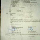Ditenggarai Lamban, PPNS Dinas Kehutanan Provinsi Jambi : Proses Pulbaket