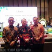 Bupati Kepahiang Hadiri Pertemuan Apkasi di Bali
