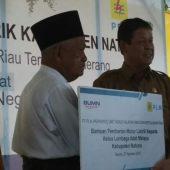Plh Gubernur Isdianto Apresiasi Natuna 100 Persen Desa Sudah Dialiri Listrik