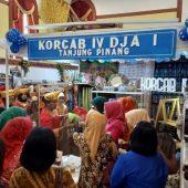 Korcab IV DJA I Berpartisipasi di Ajang Jala Fair 2019