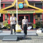 Kapolres Tanjungpinang Pimpin Apel Gelar Pasukan Operasi Patuh Seligi 2019