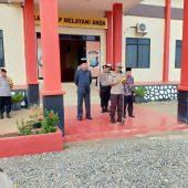 Kapolres Anambas Pimpin Apel Pasukan Operasi Patuh Seligi 2019