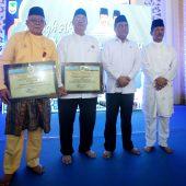 Puluhan Ribu Warga Batam Hadir di Masjid Sultan Mahmud Riayat Syah