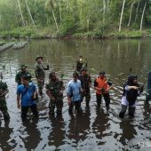 Kelompok KBR Dusun II Desa Batu Gajah, Lestarikan Hutan Mangrove
