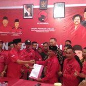 H.Suprianto Maju Pilkada Pelalawan Gerbong PDIP