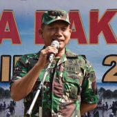 LANTAMAL IV GELAR KARYA BAKTI TNI TW III TA 2019