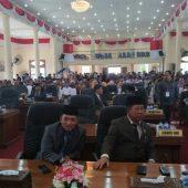 Anggota DPRD Natuna Periode 2019 - 2024 Resmi Dilantik