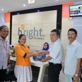 Peringati Hari Pelanggan Nasional, bright PLN Batam Sapa Pelanggan
