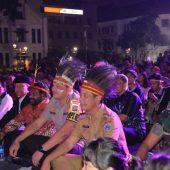 Polres Jakbar Gelar Budaya Solidaritas Papua