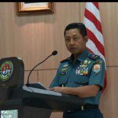 240 Personol  Prajurit  TNI AL Ikuti Sosialisasi Siber dan Pengamanan