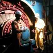 Pembangkit Peaker Gas Turbin Panaran Alami Gangguan