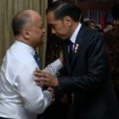 Jokowi Sambangi Rumah Duka Almarhum BJ Habibie