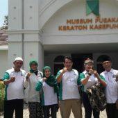 GENPPARI Kembangkan Wisata Sejarah, Kunjungi Sultan Kasepuhan Cirebon