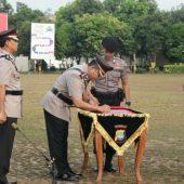 Kapolda Kepri Pimpin Sertijab Dirpamobvit, Kapolres Tanjungpinang dan Kapolres Karimun