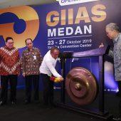 Buka GIIAS Medan 2019, Gubernur Minta GAIKINDO Dukung Anak Bangsa