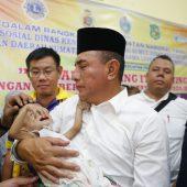Pemda Provinsi Sumut Fokus Cegah Stunting