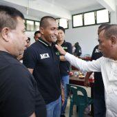Gubernur Edy Tinjau Persiapan PSMS Medan Jelang Laga 8 Besar