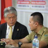 Seleksi Magang ke Jepang,Wagub Musa : Jaga Disiplin dan Kejujuran