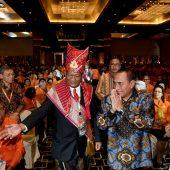 Gubernur Sumut Buka Temu PKLU GPIB 2019, Lansia Dorong Semangat dan Berkat Bagi Kaum Muda