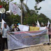 Aktivis APKK Minta DLH Sarolangun Buka Mata,  Tindak Tegas Perusahaan Nakal