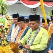 Bupati Tebo Sukandar Beberkan Capaian Pada Rapat Paripurna HUT Kabupaten Tebo