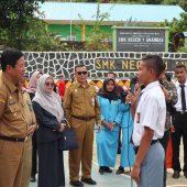 Plh Gubernur Isdianto: Jangan Surutkan Semangat Belajar