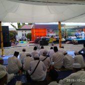 MILAD VII Pondok Pesantren Tahfizh Baitul Qur'an di Dabo dibanjiri Masyarakat
