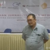 SKK Migas dan Medco Natuna, Ciptakan Wartawan Profesional Lewat Pelatihan Jurnalistik