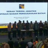 HM Rudi Resmi Rangkap Jabatan BP Batam dan Walikota Batam