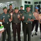 HUT TNI ke 74,  Kodim 0315 Bintan dan   Polres Tanjungpinang Ciptakan Soliditas