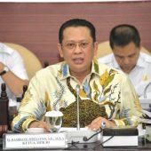 Bamsoet: Rapat Unsur Pimpinan MPR RI Sepakati Pelantikan Presiden Pukul 14.30 WIB