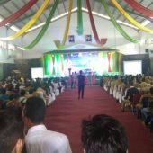 Pemprov Kepri Gelar Rapat Kerja Pemahaman Hukum Bagi Kepala Desa dan Camat di Anambas