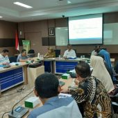Panitia MTQ 2019 Provinsi Riau Gelar Rapat Evaluasi Kesiapan Pelaksanaan MTQ ke 38