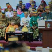 Gunernur Nurdin : Perayaan HUT Sulsel Momentum Refleksi Satu Tahun Kerja Pemerintah