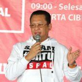 Ketua MPR Bamsoet Harapkan Jokowi-Maruf Mengayomi Seluruh Rakyat