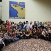 Jurnalis Unit Kantor Gubernur Sumatera Utara Sambangi BP Batam
