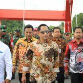 Mendagri Tito : Jembatan Holtekamp Jayapura Dorong Pertumbuhan Perekonomian Masyarakat