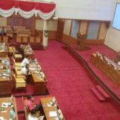 DPRD Gelar Rapat Paripurna Penetapan Pansus RPJMD dan Perkampungan Tua