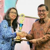Kantor Pusat PDSI BP Batam Juara Kompetisi Tertib Arsip Tahun 2019