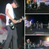 Ajang Parade Music di-HSP, Kapolres Lingga :  Kemajuan Lingga Berada Ditangan Pemuda