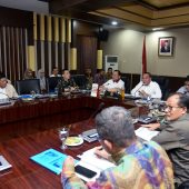 Edy Rahmayadi Dapat Dukungan Komisi IV DPR-RI Tangani Wabah Penyakit Babi