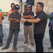 Kontraktor CV. Hasri Utama Jaya Mengaku Salah Terkait Proyek Asal Jadi di Kavling Seroja