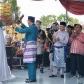 Sekda Provinsi Jambi  Dianto Buka Festival Danau Kerinci