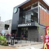 Wakil Walikota Batam Hadiri Peresmian Starbucks Gerai Drive-Thru Pertama di Batam