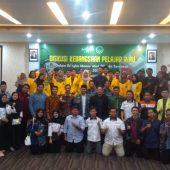 Diskusi Kebangsaan, IPNU Riau Deklarasi Tolak Radikalisme