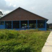 Gedung Futsal Telan Dana Desa Rp 500 juta, Gedungnya belum Bisa Dimanfaatkan