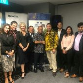 BP Batam Bekerjasama dClinic dan Deloitte AT Gelar Seminar Medical Blockchain